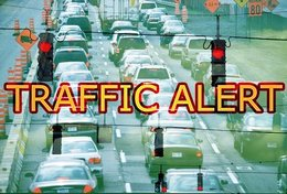 TRAFFIC ADVISORY - Accident in Owings