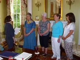 Chesapeekers' 2015 Induction of Officers