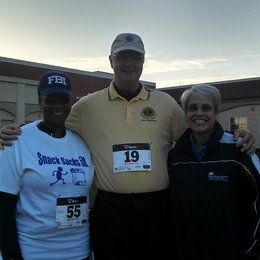 Lions Club and St. Mary's Schools participate in 5K fundraiser