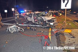 UPDATE: 26-year-old woman dies from accident in Huntingtown
