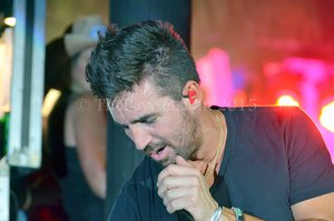 Jake Owen at St. Leonard VFD 08.21.15