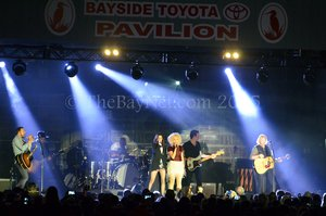 Little Big Town concert 09.25.15