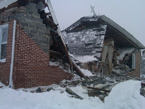 Structural Collapse Continues To Be A Concern Across The