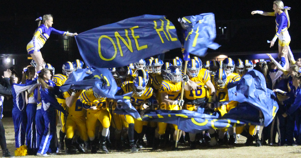 Calvert High football