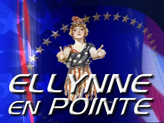 Ellynne en Pointe: Election Day is Nov. 4