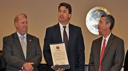 Commissioners Celebrate and Honor Small Businesses