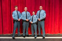 St. Mary's County Sheriff's Office Welcomes New Deputies