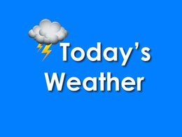 SoMD Weather and Tides for Sunday, May 21, 2017