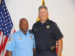 St. Mary's County Sheriff's Office deputies recognized for roles in schools