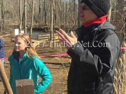 ACLT hiking trails have 'crossed the creek'