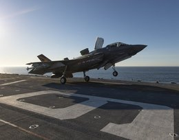 NAS Patuxent River soars into the future with the F-35
