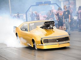 Super Charger Showdown at Maryland International Raceway