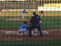 York clobbers Blue Crabs to take a commanding lead in series