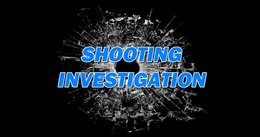 Alleged drive-by shooting probed