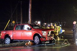 Motor vehicle accident reported in Lexington Park