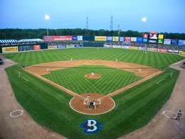 Blue Crabs marking 10th anniversary