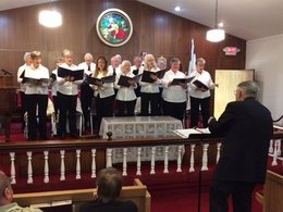 Chesapeake community chorus supporting Calvert nonprofits over 14 yrs