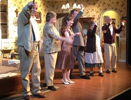Newtowne players comedy closes this weekend