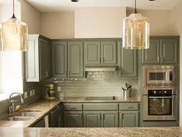 Kitchen Painting: Pick the Right Paint and Finish for the Kitchen Walls