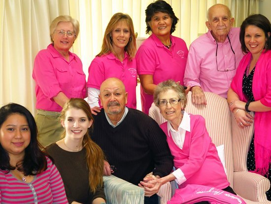 Breast cancer survivors group honors leader