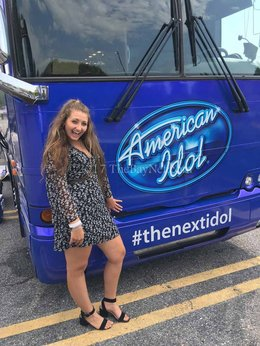 Local singer strives to be the next American Idol