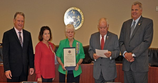 Commissioners Proclaim Constitution Week