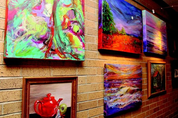 Hospital hosts second Art of Healing exhibit