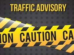 Traffic Advisory in Lexington Park