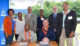 State forges new collaborative partnership with Morgan State