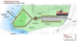Popes Creek Trail concept presented