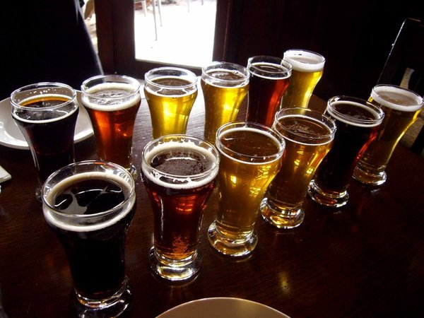 1st Annual Craft Beer Festival is Saturday