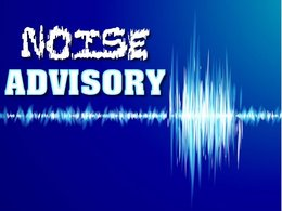 Noise Advisory - Low-Level Aircraft Testing at Webster