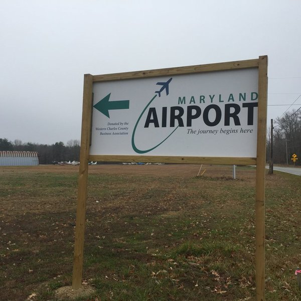 Maryland Airport at center of WCD debate