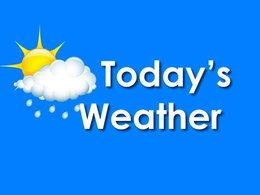 SoMD Weather and Tides for Saturday, May 27, 2017