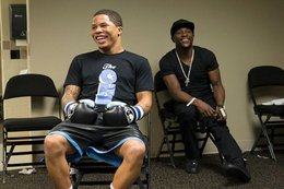 Baltimore native added to undercard of Mayweather-McGregor fight