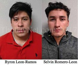 Two suspects in Waldorf homicide arrested