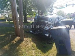 Motor Vehicle Accident in St. Mary's