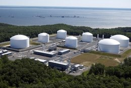 Dominion Cove Point piping systems cleaning begins soon
