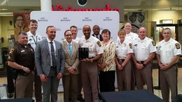St. Charles Towne Center honors law enforcement
