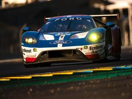Ganassi Racing Grabs Second Place at Le Mans