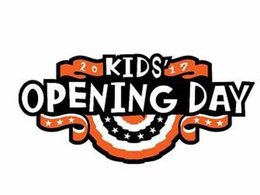 Orioles to celebrate Kids' Opening Day Sunday, April 9th
