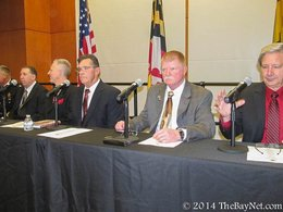 Commissioners expel Lusby from planning board