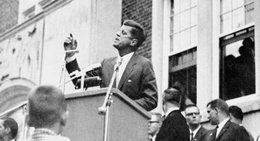 JFK – Centennial observance of the 35th president