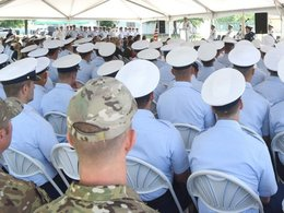 Maritime Security Response Team holds change of command