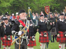 Celtic clans will converge at annual festival