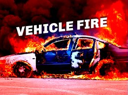 Vehicle fires remain under investigation
