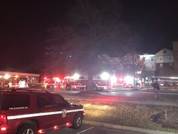 UPDATE - Senior residents escape fire in Waldorf