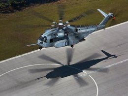 First production contract awarded for CH-53K King Stallion