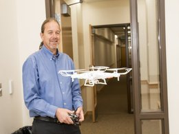 CSM Offers Drone Courses at Prince Frederick Campus