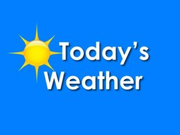 SoMD Weather and Tides for Sunday, April 30, 2017